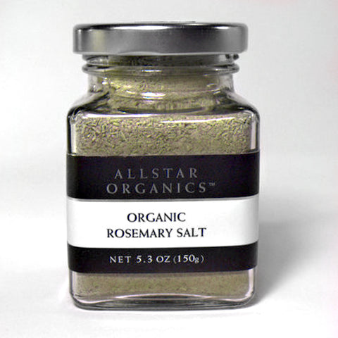 All Star Organics Rosemary Salt 5.3 oz - FINAL SALE