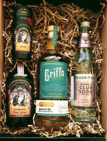 The Quarterly Cocktail Kit Club