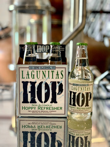 Hop Refresher Sparkling Water 4 x 12oz Bottles