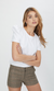 Generation Love Starla Puff Shoulder Top