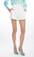Generation Love Wide Leg Shorts in White