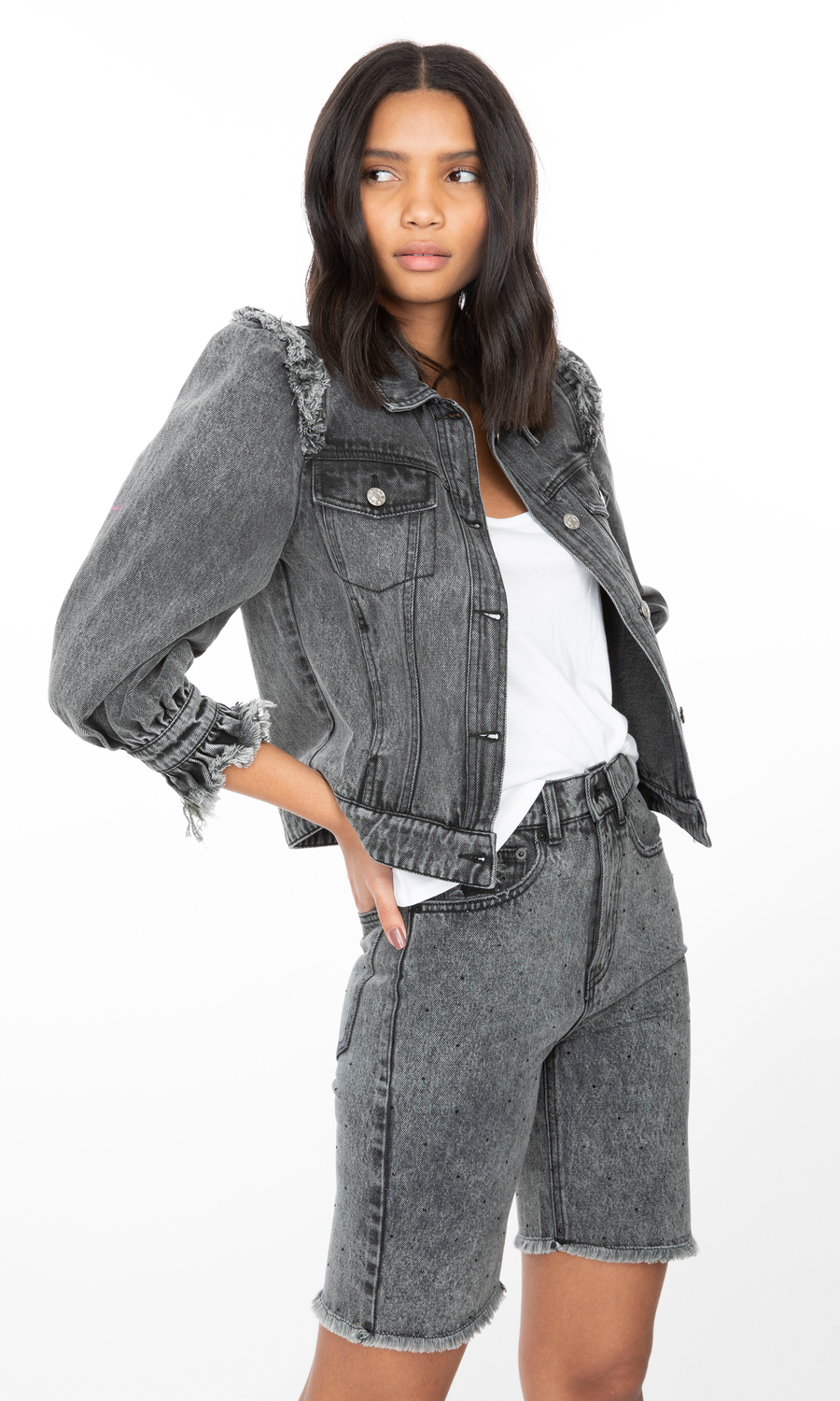 Generation Love Gabby Denim Jacket
