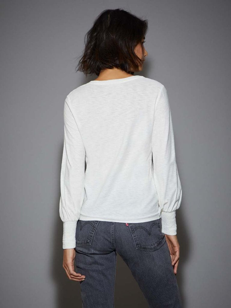 Nation Ltd Victoria Long Sleeve Top