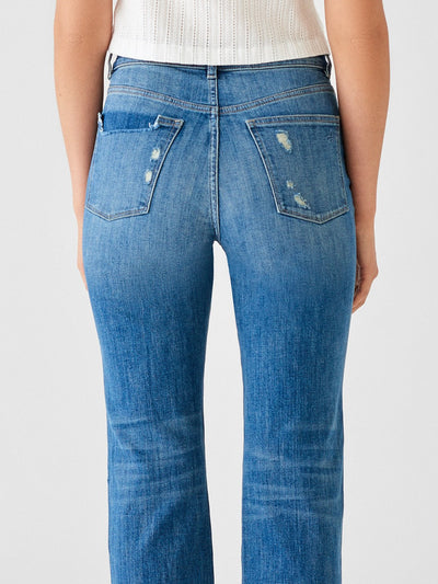 DL 1961 Jerry Straight Leg Jeans