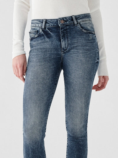 DL1961 Florence Cropped Jeans in Truman