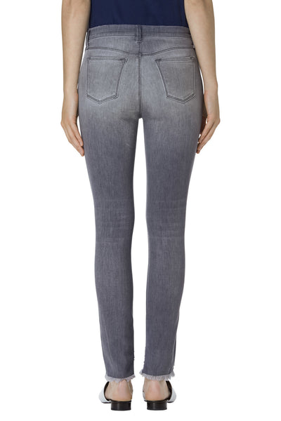 J Brand 811 Mid Rise Skinny Denim in Provocateur