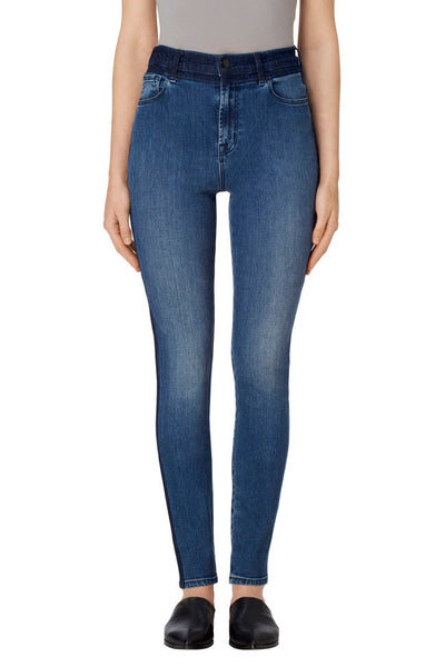J Brand Carolina HW Skinny Denim