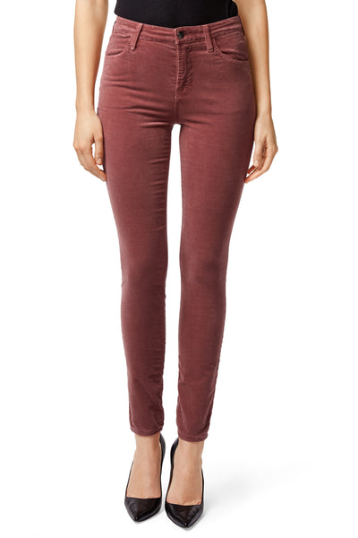 J Brand Maria High Rise in Warm Sable