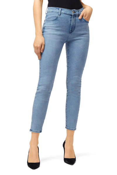 J Brand Alana High Rise Jeans in Soul