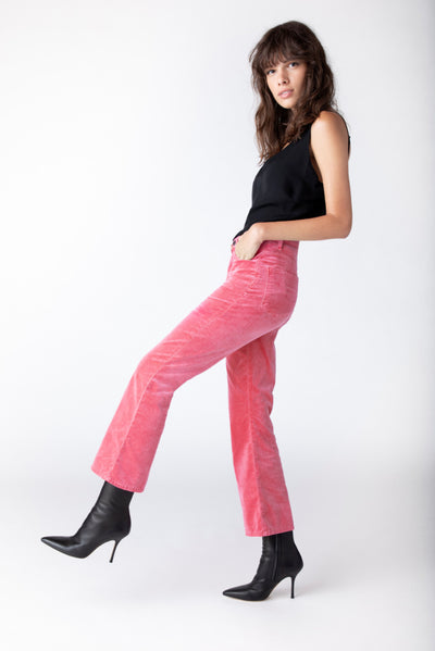 J Brand Julia High Rise Crop Flare Jeans