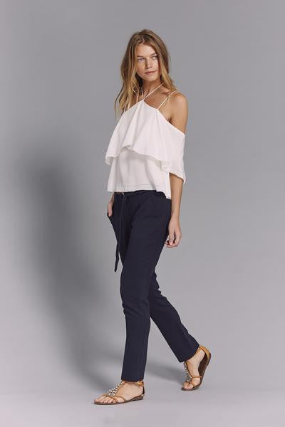 Cosette Michela Blouse in White