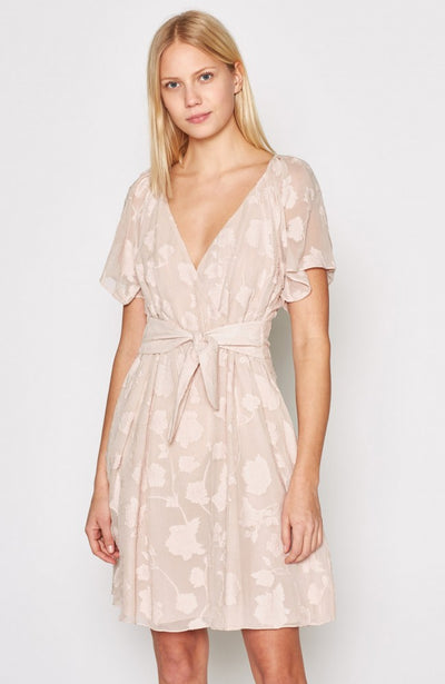 Joie Leighan Floral Mini Dress