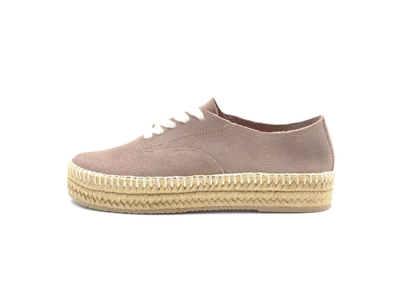 Kaanas Montauk Lace Up Espadrille