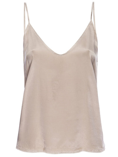 Nation Aya V Back Cami Top