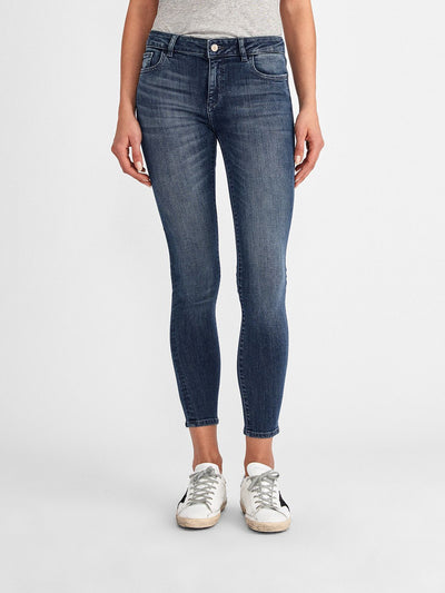 DL 1961 Emma Low Rise Skinny in Donahue