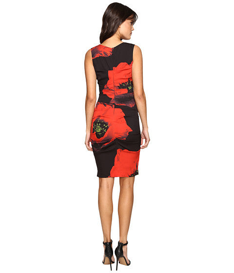 Nicole Miller Lauren Poppy Dress - Estilo Boutique