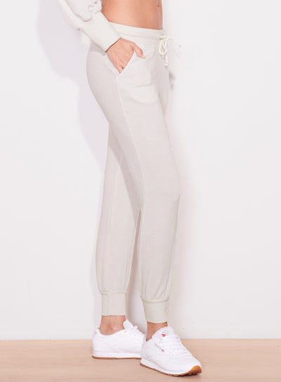 Sundry Jogger Sweatpants in Bone
