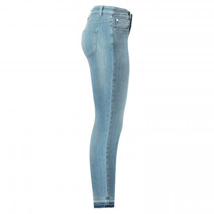 Closed Baker Jeans in Two Toned Mid Blue