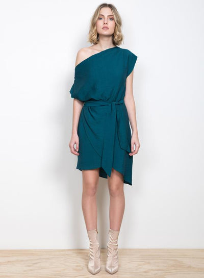 Wish Arcadia Dress in Teal
