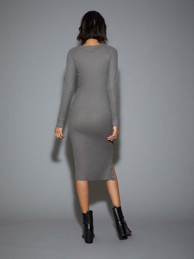Nation Alanna Snap Slit Dress