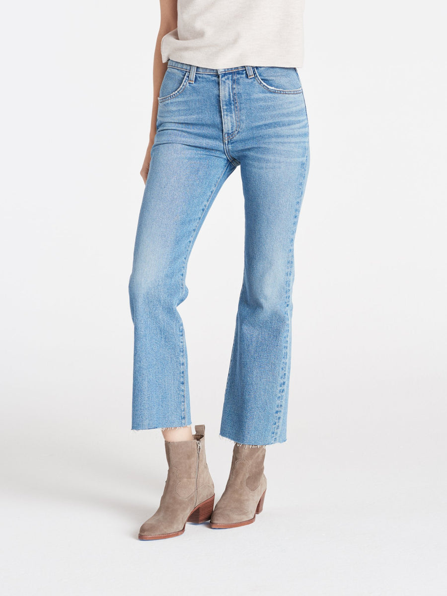 CQY Wes Crop Dream Jeans