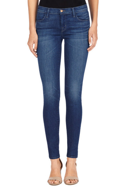 J Brand Mid Rise Super Skinny Denim - Estilo Boutique