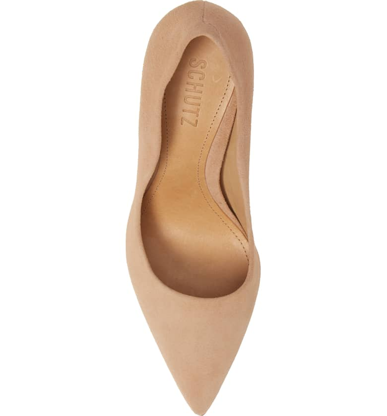 Schutz Analira Heel in Honey