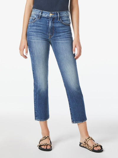 Frame Le Piper Jeans in Blue Sky