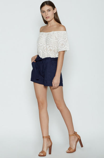 Joie Ellsa Short - Estilo Boutique