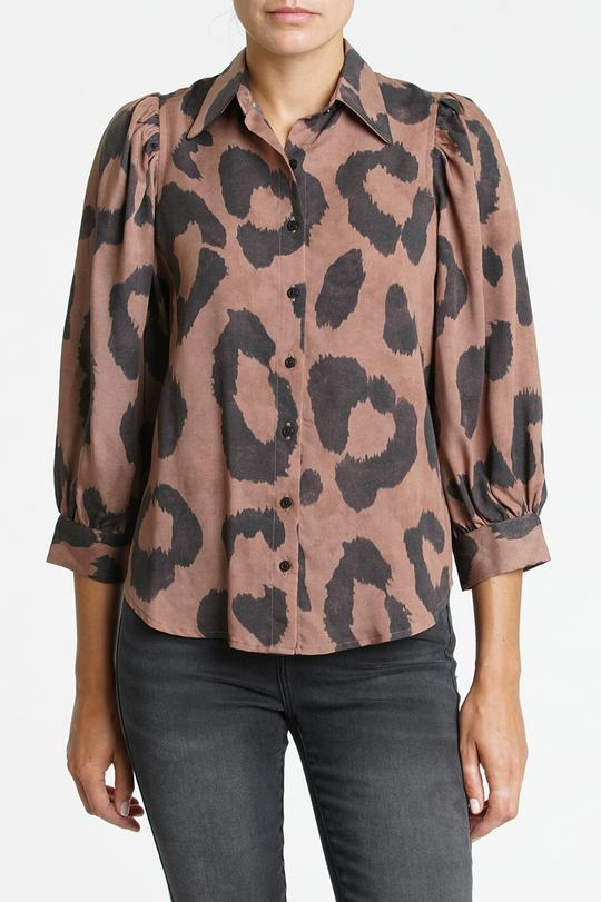 Pistola Ariella Top in Leopard
