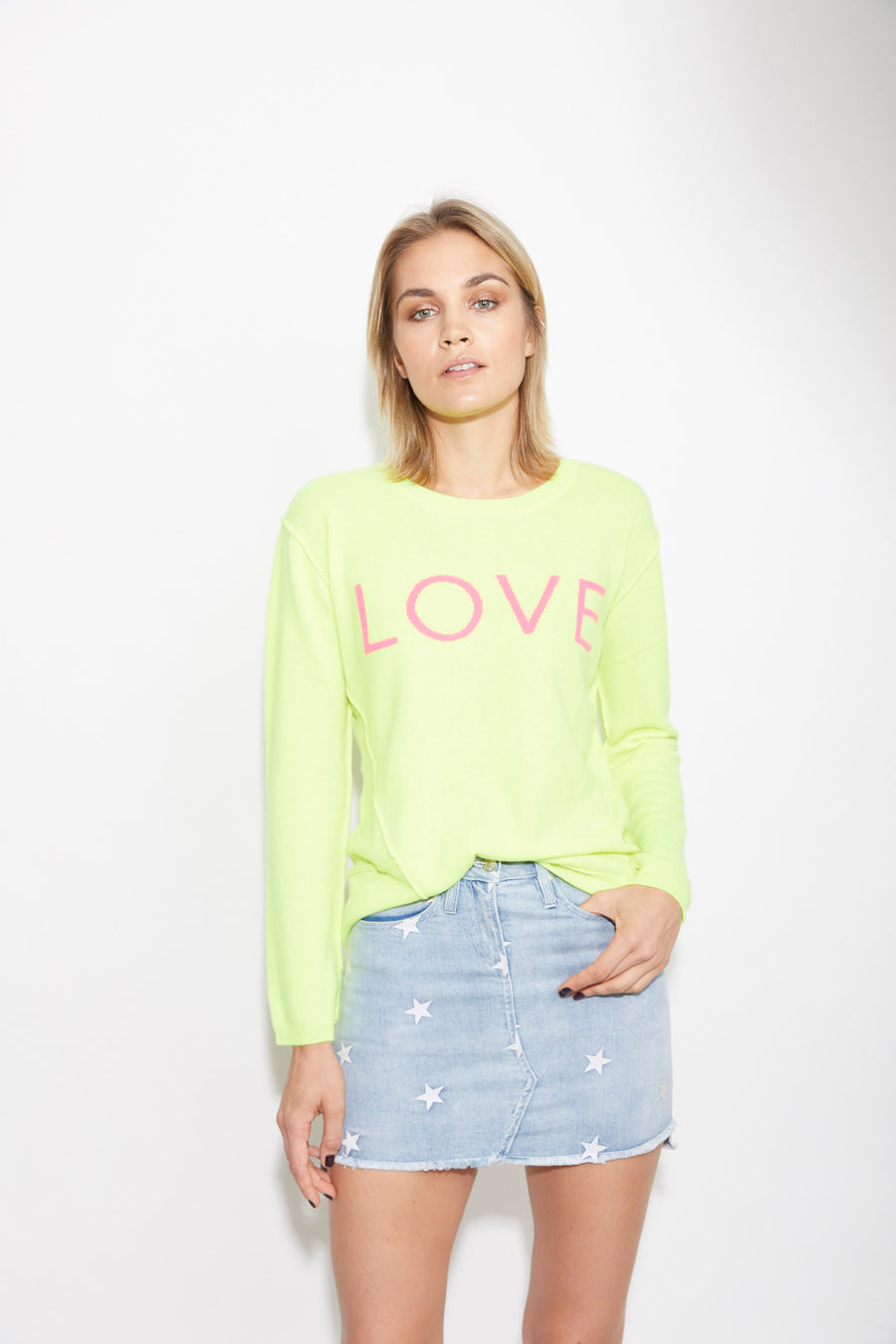 Generation Love Abigail Sweater
