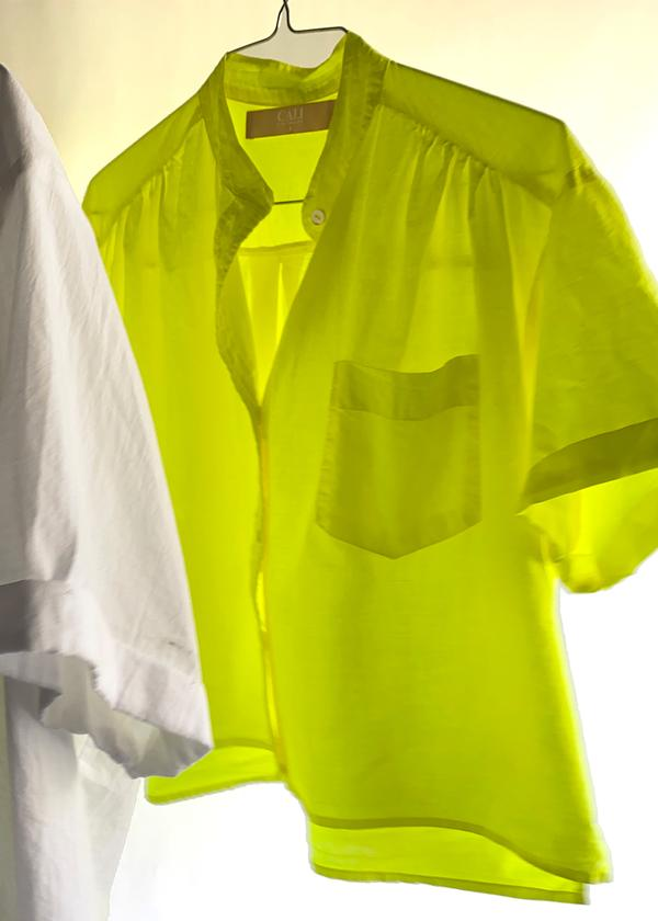 Cali Dreaming Louella Top in Neon