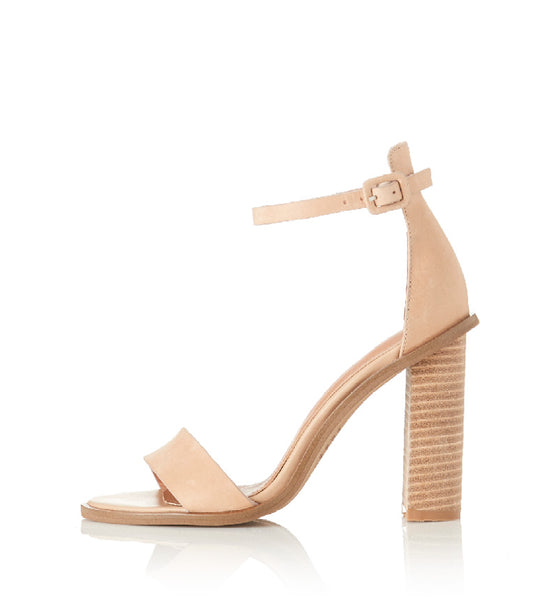 Alias Mae Addax Shoe In Natural Leather