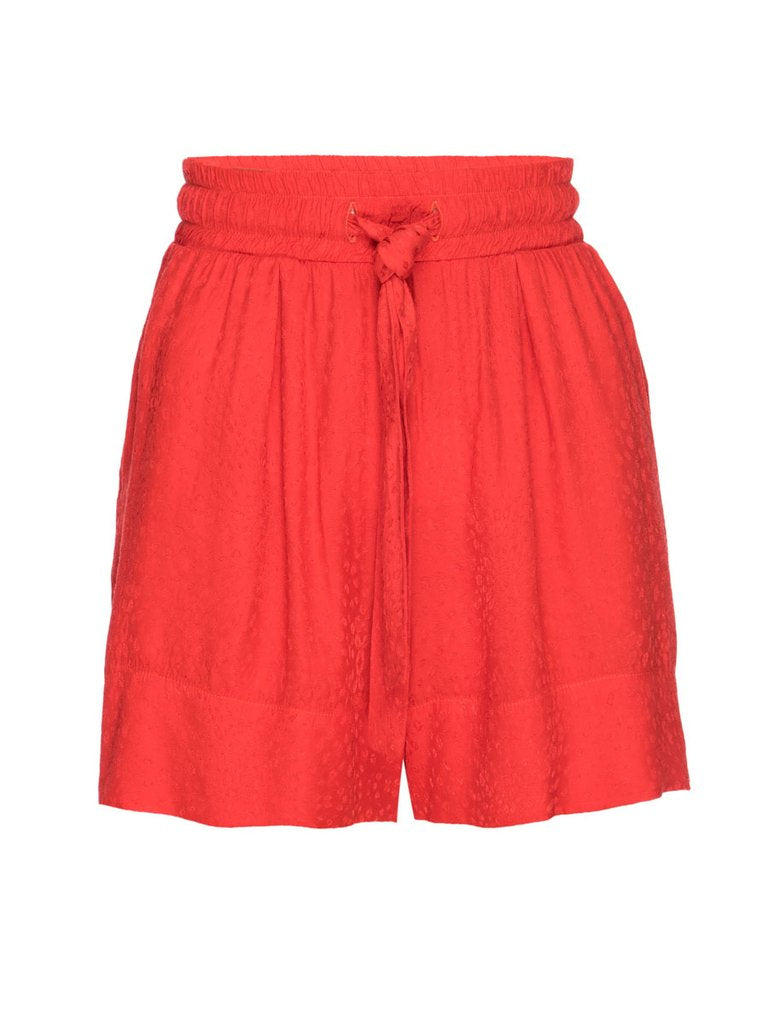 Nation Barcelona Shorts in Chili