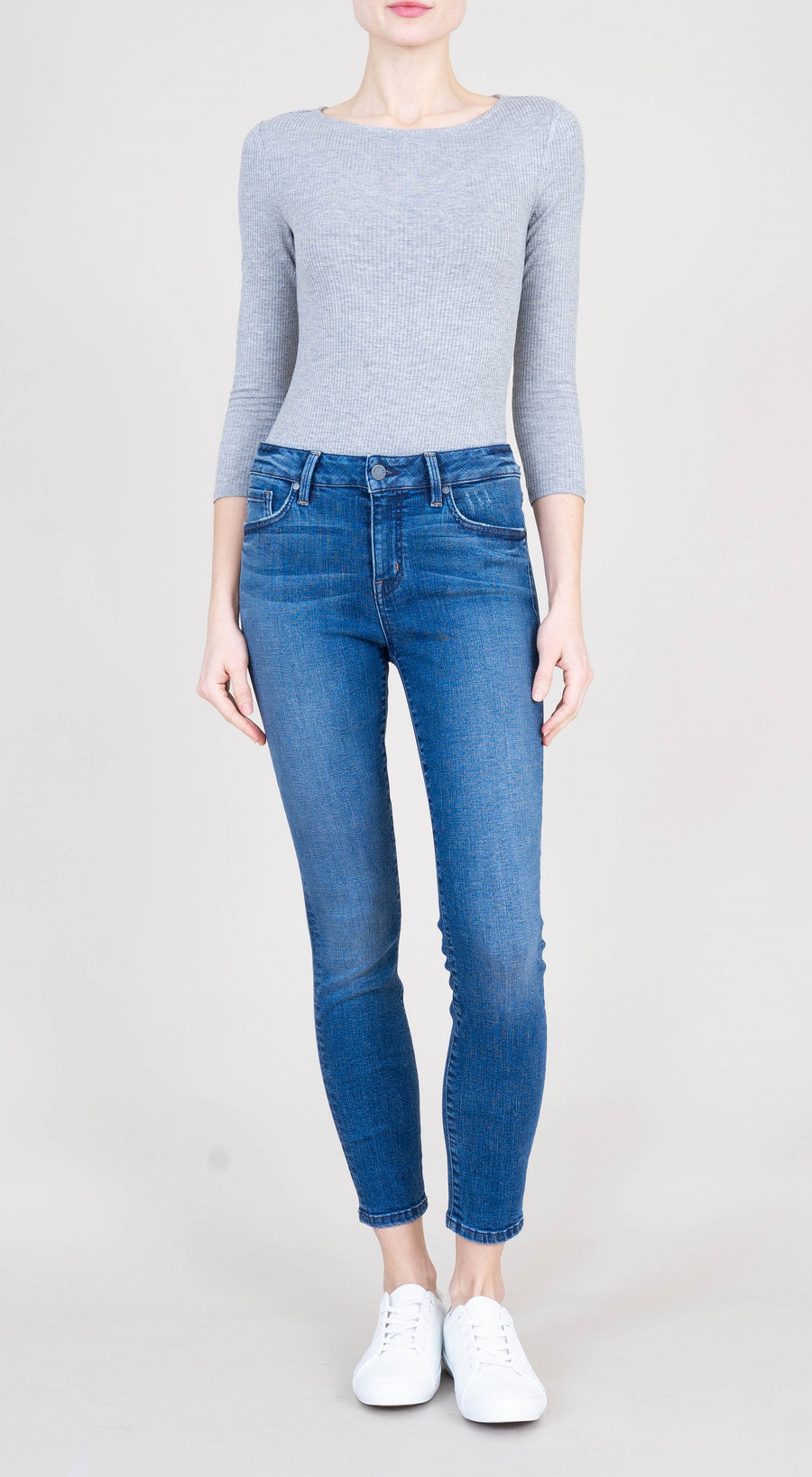 Level 99 Madison Mid Rise Jeans
