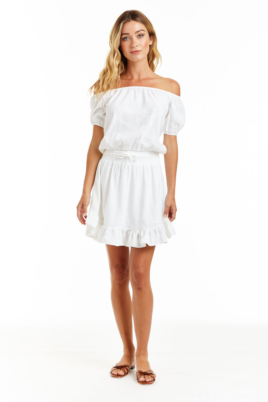 Drew Sumner Off Shoulder Dress