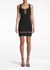 Nicole Miller Heavy Jersey Square Ring Dress