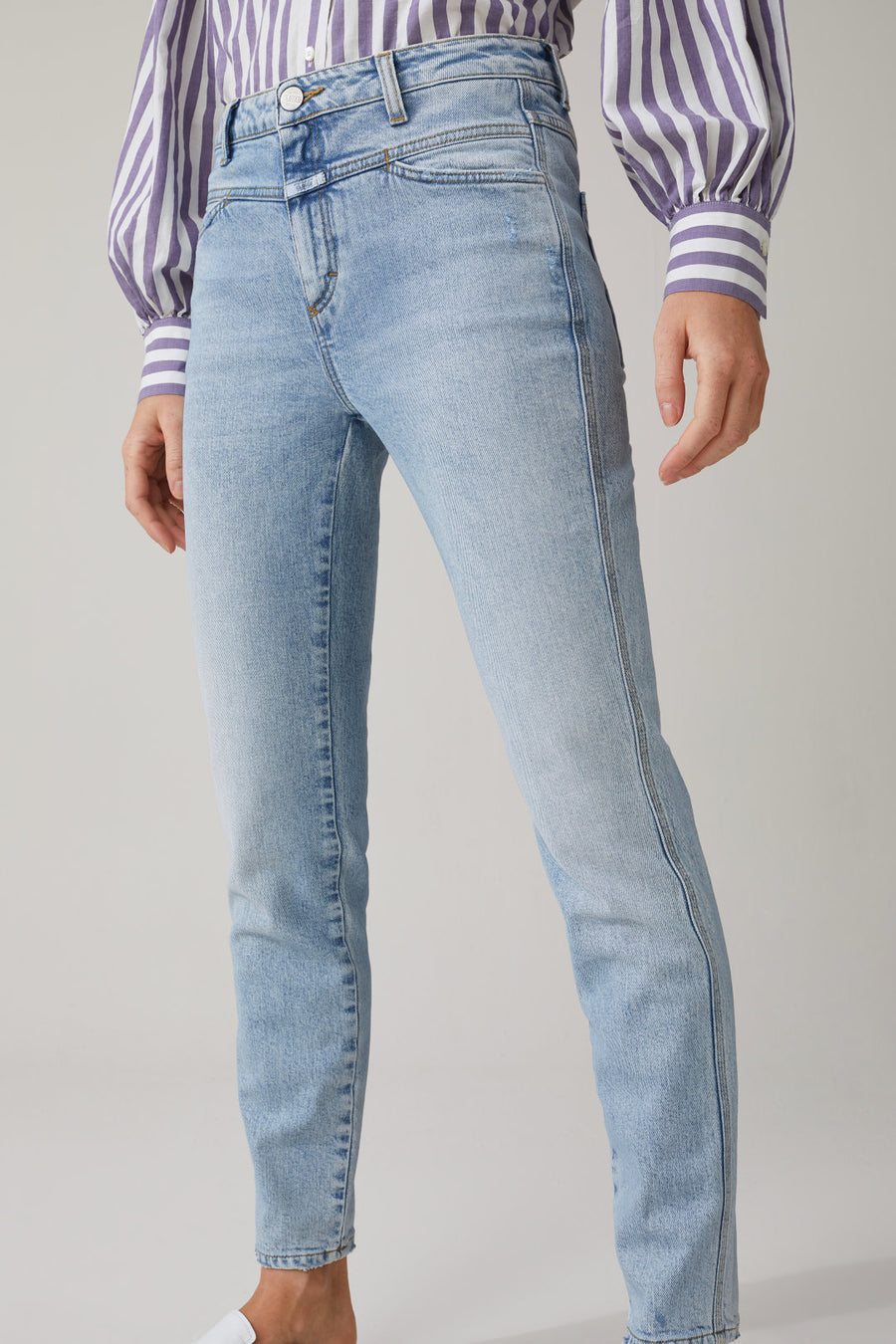 Closed Skinny Pusher Blue Jeans