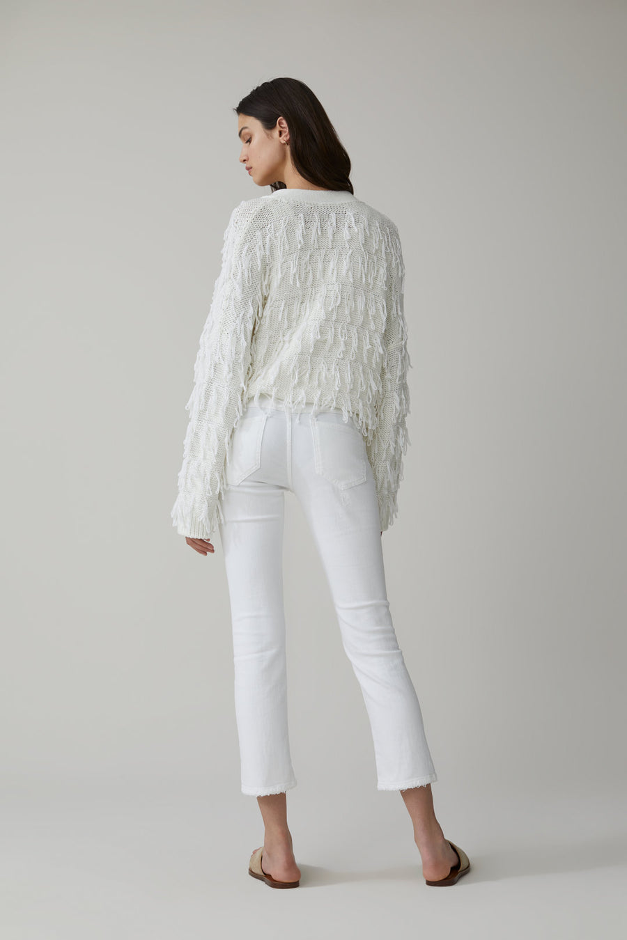 Closed Starlet White Jeans