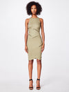 Nicole Miller Zipper Dress