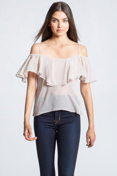 Misa Marina Top - Estilo Boutique