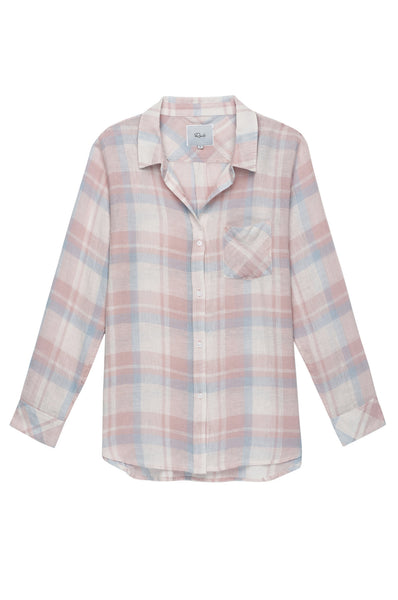 Rails Charlie Top in Verona Plaid