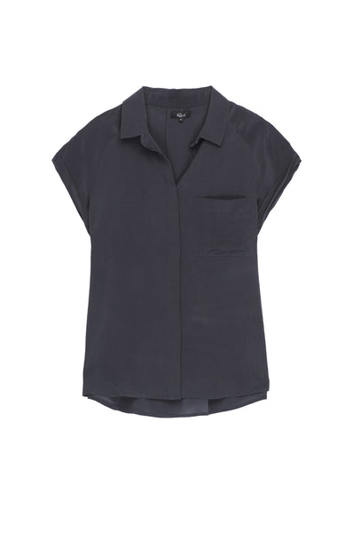 Rails Chase Shirt - Charcoal