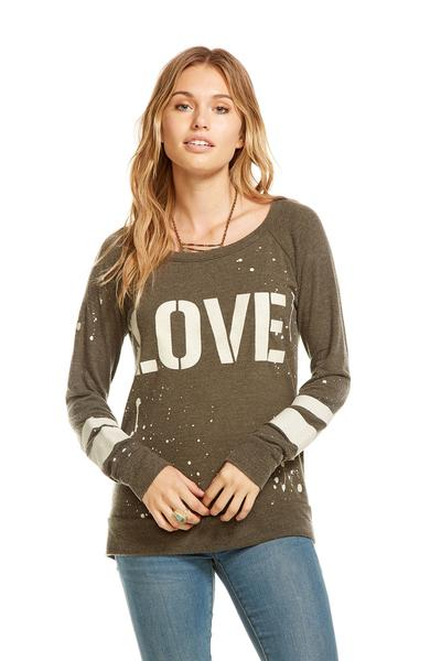 Chaser Love Recruit Sweater