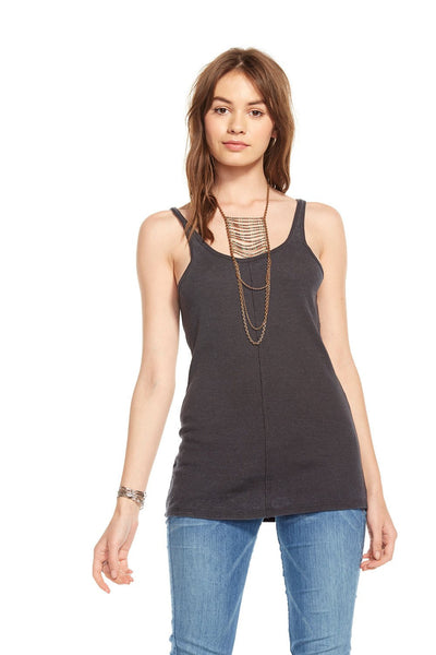 Chaser Double Scoop Tank - Estilo Boutique