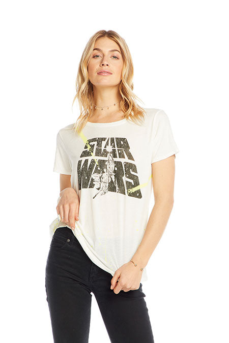 Chaser Star Wars Crew Neck Tee