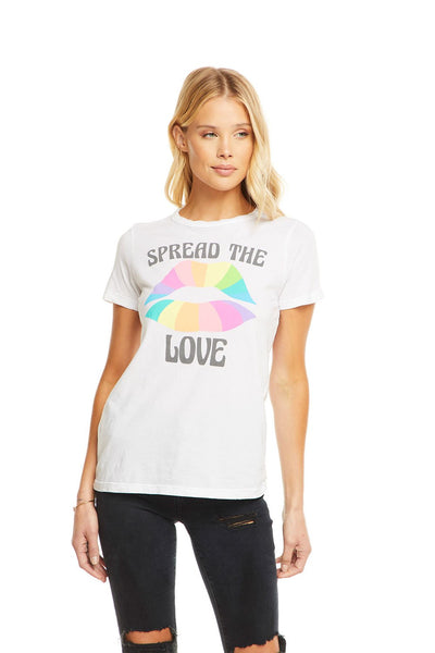 Chaser Spread Love Tee