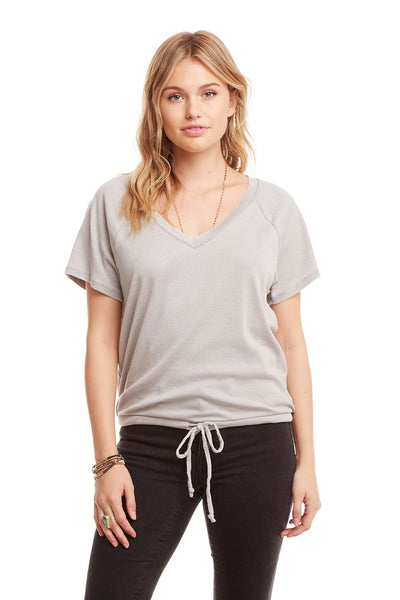 Chaser Vintage Short Sleeve Top