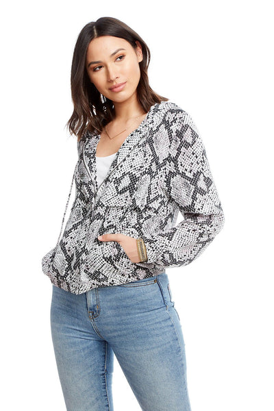 Chaser Heirloom Cropped Jacket