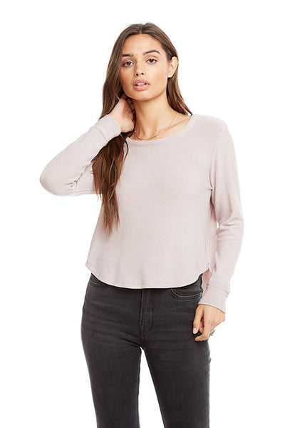 Chaser Knit Long Sleeve Top